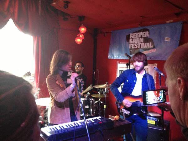 Jacco Gardner @ Reeperbahn Festival 2013,