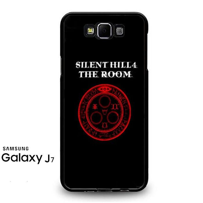Silent Hill 4 The Room Samsung Galaxy J7 Prime Case