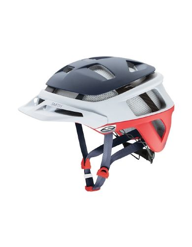 The Smith Forefront Mountain Bike #Helmet is literally at the forefront of design and protection.