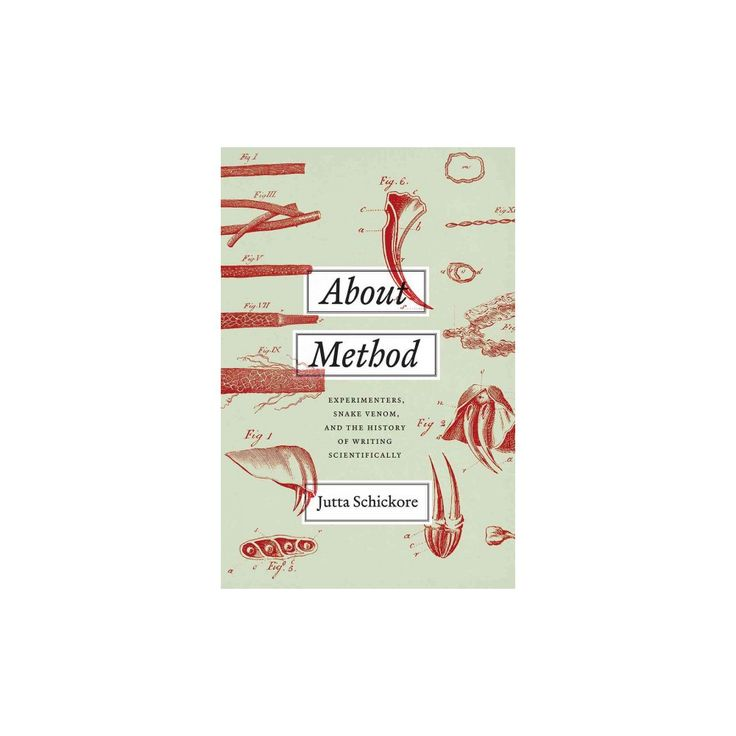 About Method : Experimenters, Snake Venom, and the History of Writing Scientifically (Hardcover) (Jutta