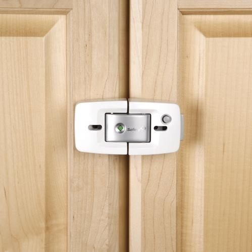 1000 images about cabinet safety locks on pinterest the for Child lock kitchen cabinets