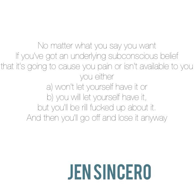 Jen Sincero Quotes Interesting 23 Mejores Imágenes Sobre Jen Sincero En Pinterest  El Secreto