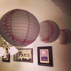 Building Our Story: A Baseball Birthday Party
