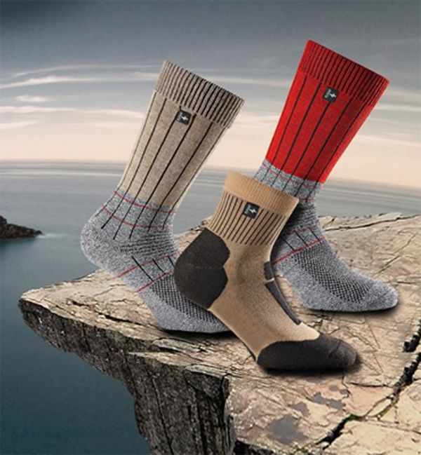 Socks Designed to Meet Any Challenge. Rohner Advanced Socks of Switzerland  producing technically superior socks since 1933 Rohner.  An extensive range of socks designed for many activities. Walking socks as suited to both a local hike or trekking in the Himalayas, or running socks as suited for a jog after work to running a marathon - our Rohner socks at SocksFox are the choice for you.