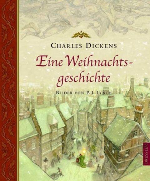 Was wäre Weihnachten ohne Charles Dickens und seine Weihnachtsgeschichte? Dem hartherzigen Geizhals Ebenezer Scrooge erscheint in der Weihnachtszeit der Geist seines toten Geschäftspartners, der ih…