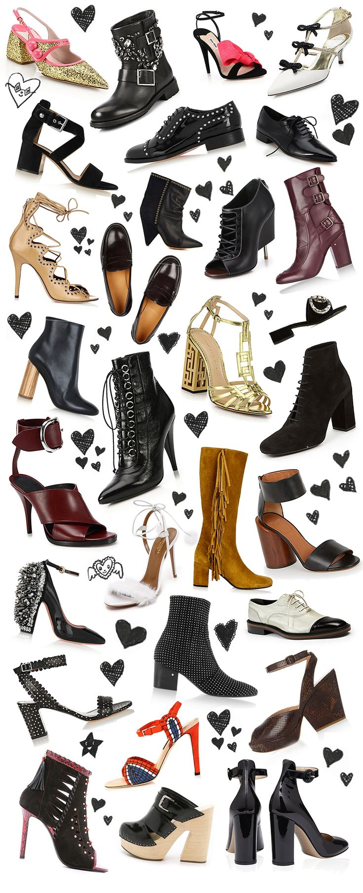 Uh oh, it's the Black Friday shoe sale!
