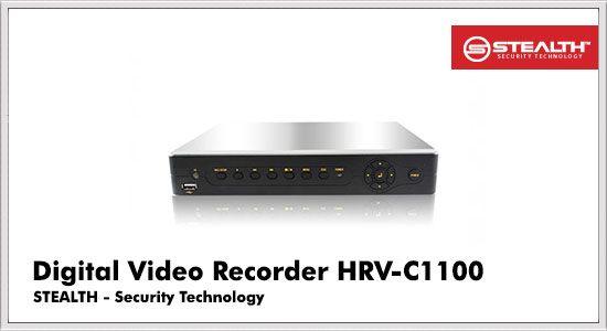 Digital Video Recorder HRV-C1100