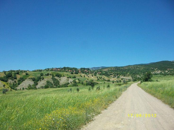 Falı köyü