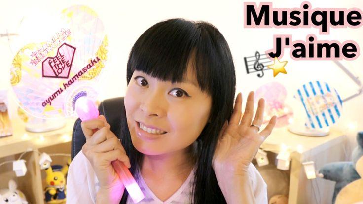 MUSIQUE partageons nos goûts   Mes playlists Jaime Anisong Jpop international (Zumba)  Kpop #YouTube #Video