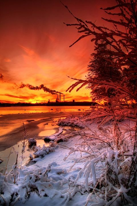 20 Incredible Winter Photography