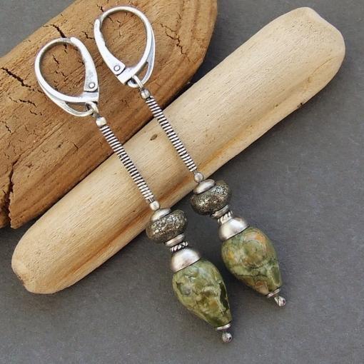 Jewelry by RAMAJ - earrings