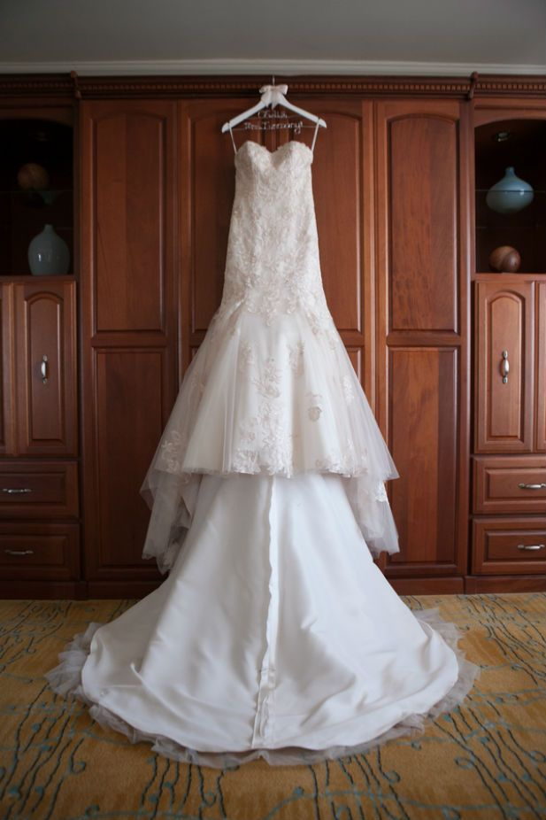Utterly romantic Essense of Australia wedding dress (Carrie Wildes Photography)