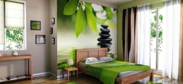 décoration nature zen