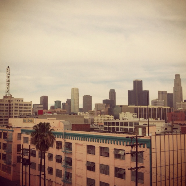 Garment District Los Angeles, Ca