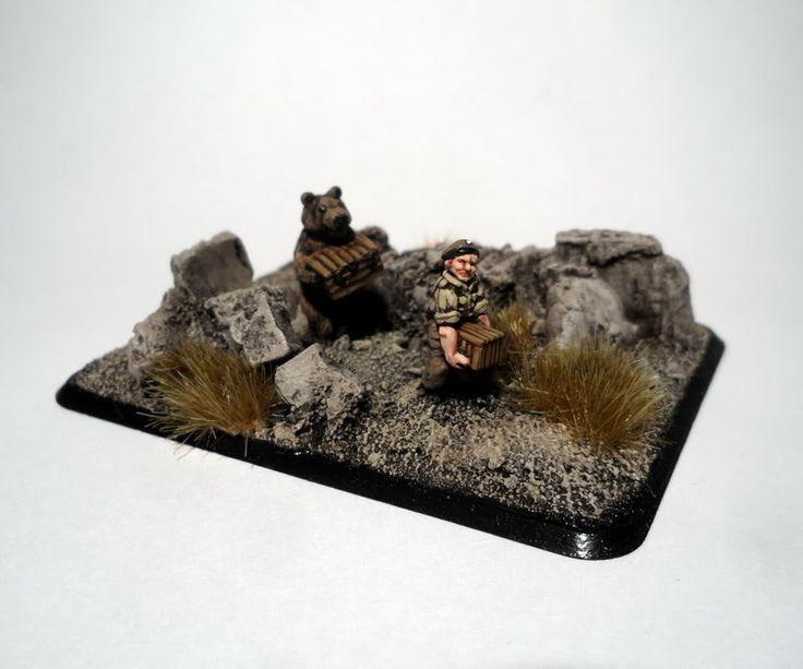 Wojtek, Army Bear!