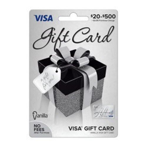 Visa Gift Card, Mastercard Gift