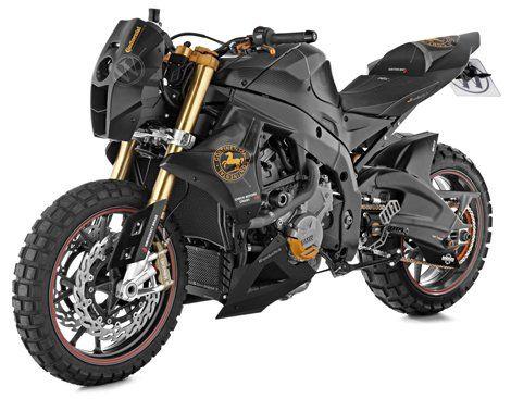 "BMW ""Mad Max"" S 1000 RR | Essential Moto |"