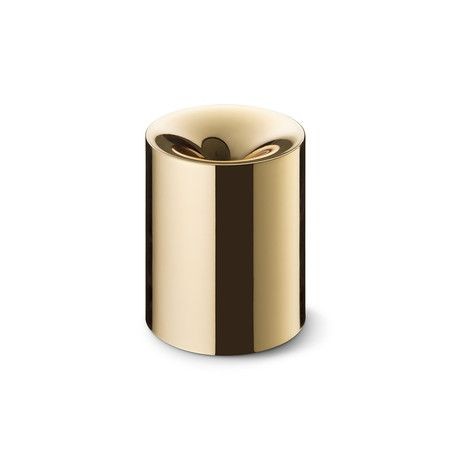Funno Pencil Sharpener/Paperweight - Gold