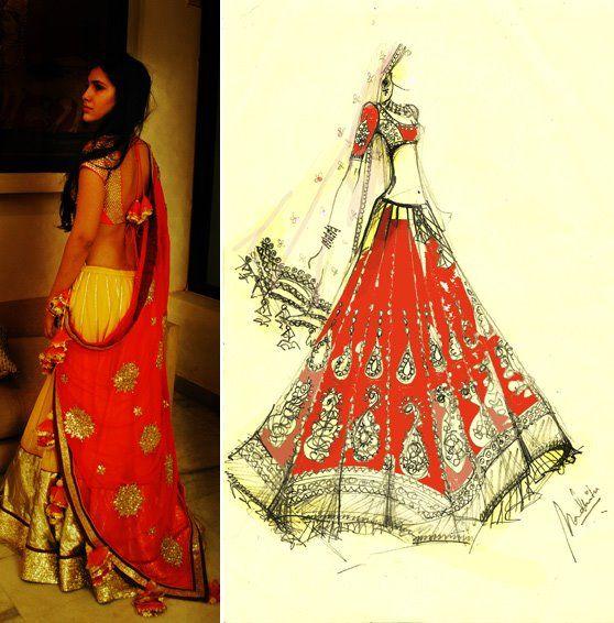 Designer Nikasha Tawadey presents her new collection 'Lila' at Shray, the multi-designer store at Raghuvanshi Mills Compound.