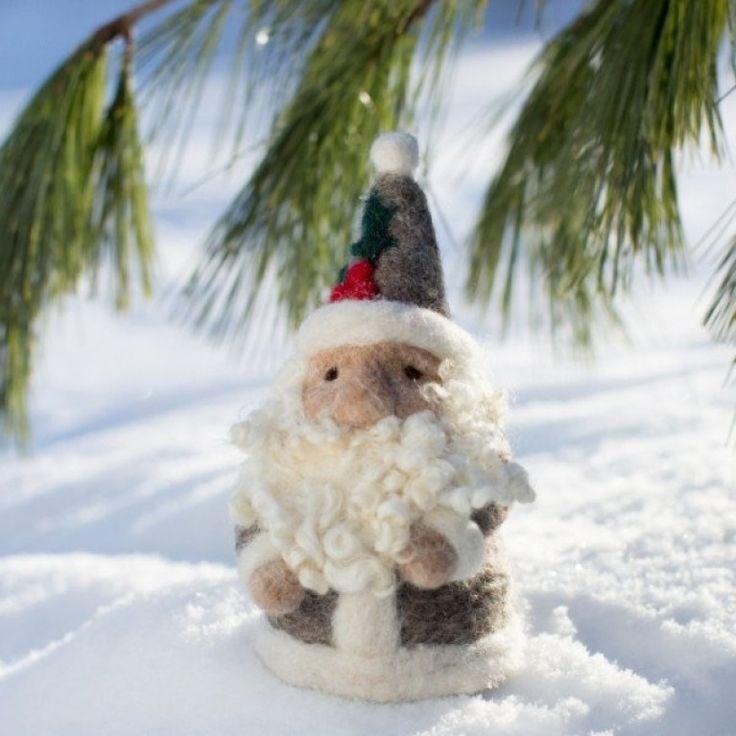 Going Gnome Felting Kit - Saint Nicholas