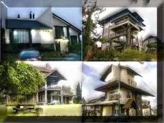 Villa istana bunga di Lembang ~ Rijal Maulana