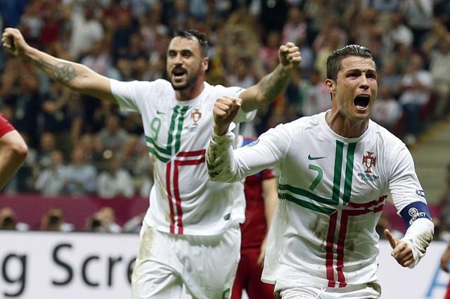 Portugal se mete a la semifinal con la luz de Cristiano Ronaldo