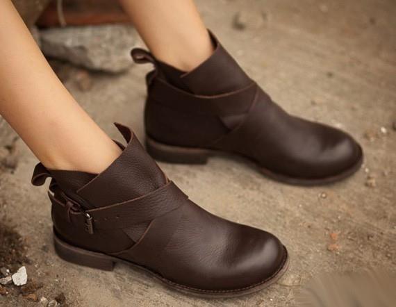 Осенние ботинки женские скидки