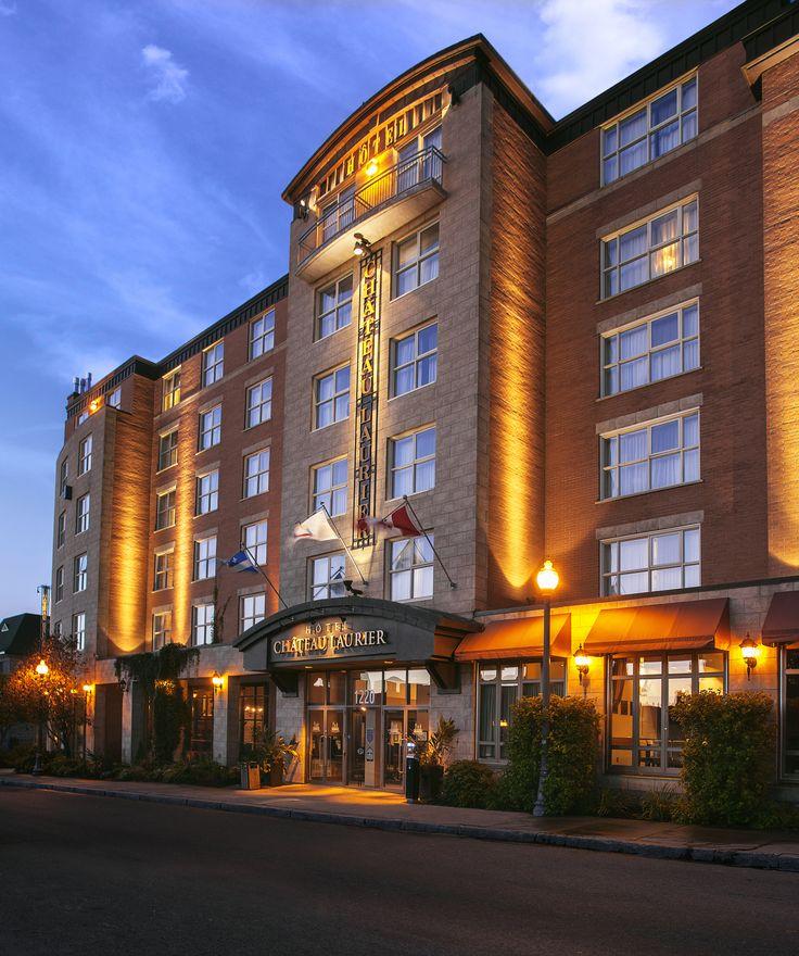 Hotel Chateau Laurier - Quebec - Quebec City