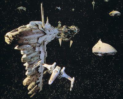 Guia de naves estelares: Flota de la Alianza Rebelde 1