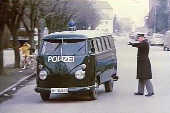 1964 Volkswagen Kombi Polizei [Typ 2 / T1]
