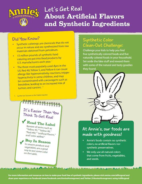 Annie's Homegrown is Getting Real About Fake Foods! #backtoschool #lunch #organic
