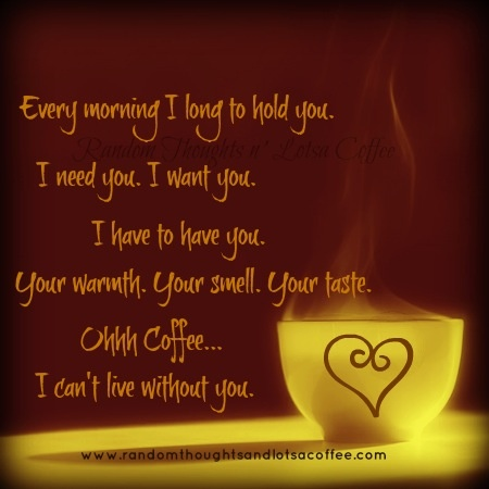 I can't live without you | My Drug of Choice | Pinterest