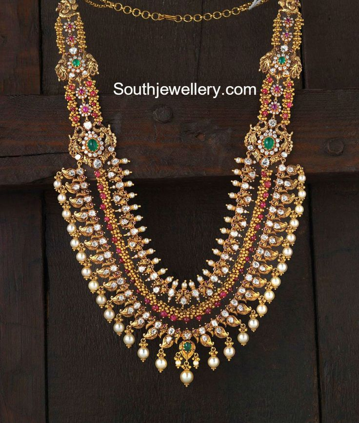 Indian Gold Jewellery From Websites For: 2453 Best Antique Indian Jewellery Images On Pinterest