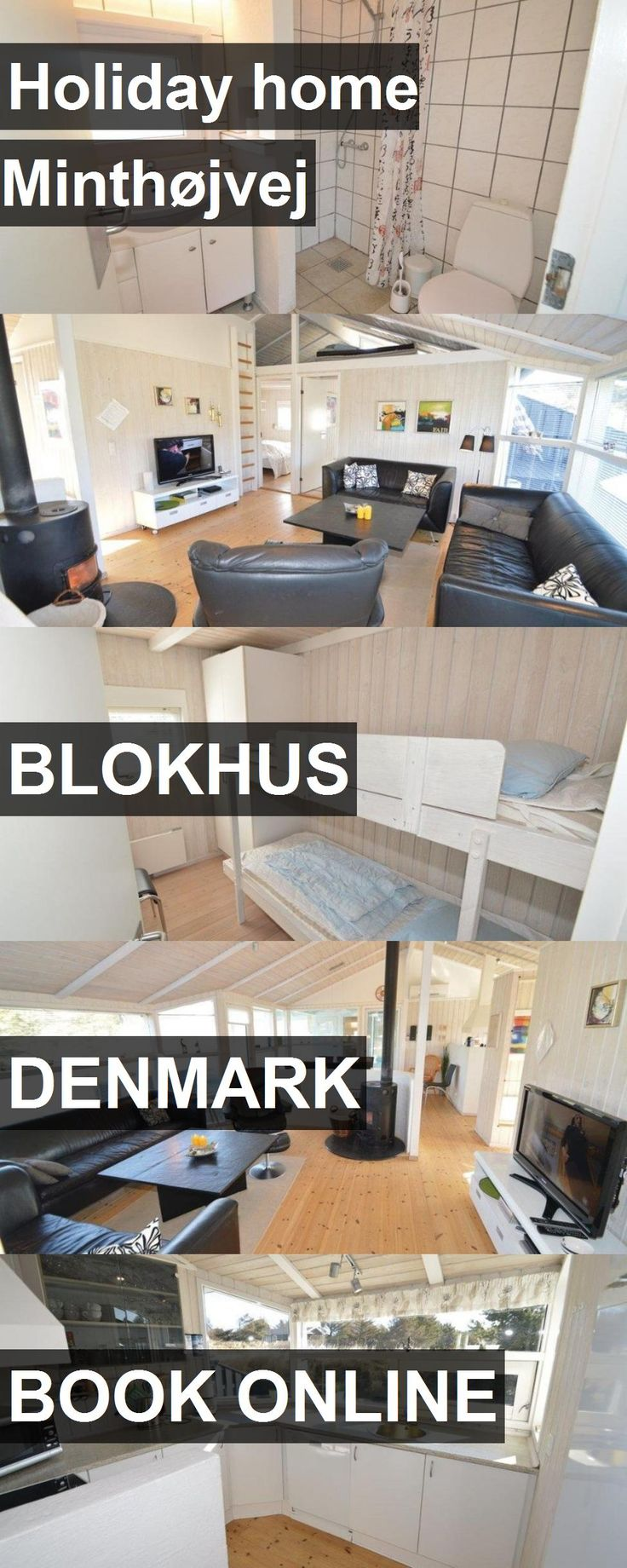 Hotel Holiday home Minthøjvej in Blokhus, Denmark. For more information, photos, reviews and best prices please follow the link. #Denmark #Blokhus #hotel #travel #vacation