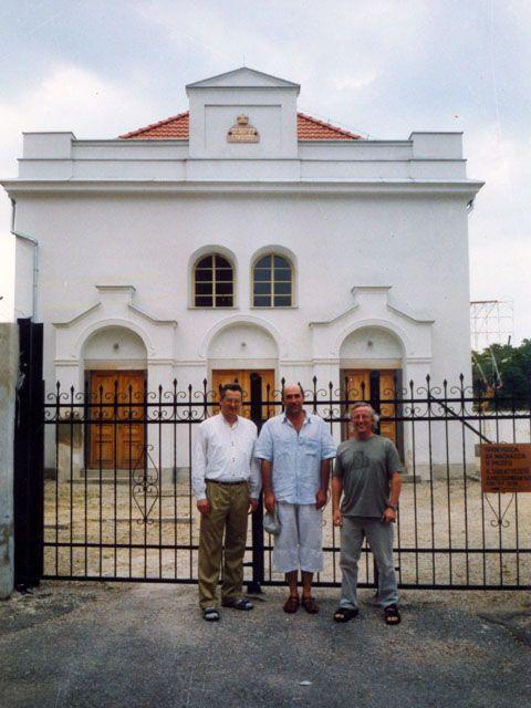 Šahy synagogue