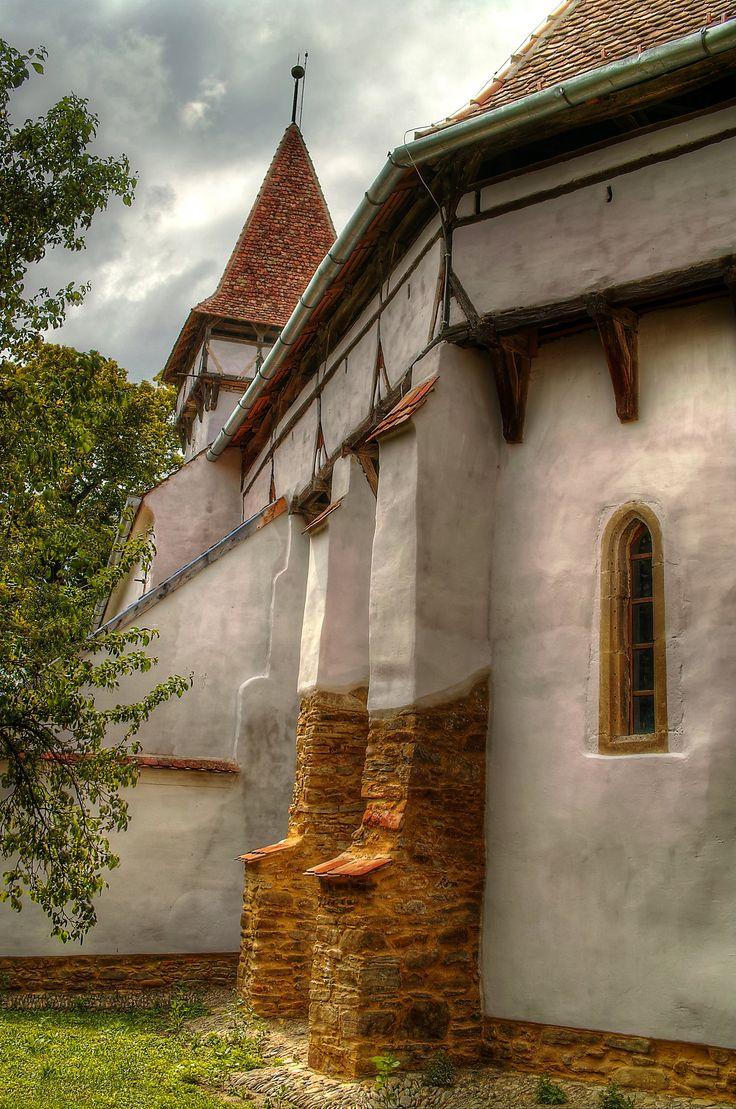 https://flic.kr/p/uN4aqP | Biserica fortificata Cincsor
