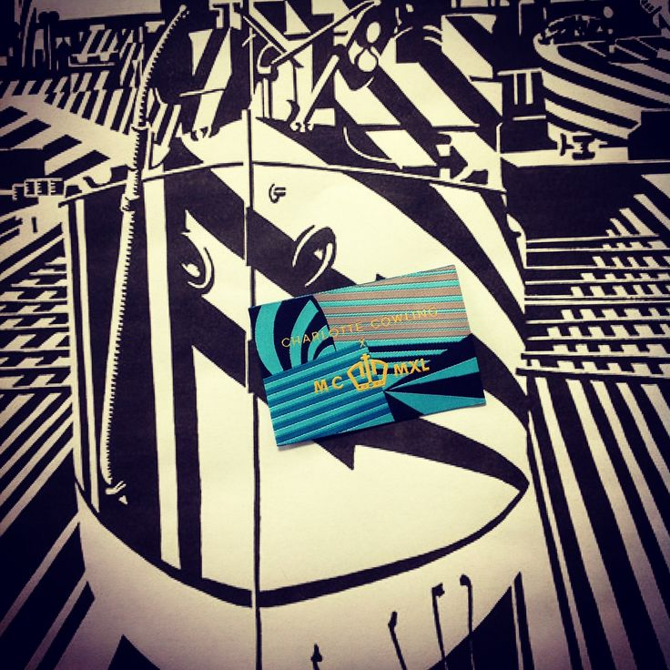 genesislabelsukThis famous work of Edward Wadsworth provides a striking contrast to the bold colours of the Intensive Premium High Definition label #garmentbranding #design #innovation #fashion #womenswear #boutique #style #elegance #luxury #dazzle #camouflage #abstract #modernism #futurism #woodcut #engraving #vorticism #cubism