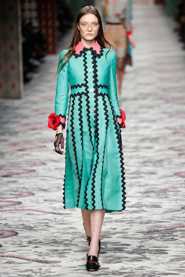 Gucci | Spring 2016 | Look 35