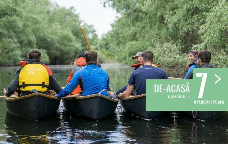 7 de-acasă (5) - La vâsle prin Delta Dunării | Ecoturism si calatorii responsabile7 de-acasă (5) – La vâsle prin Delta Dunării – Ecoturism si calatorii responsabile