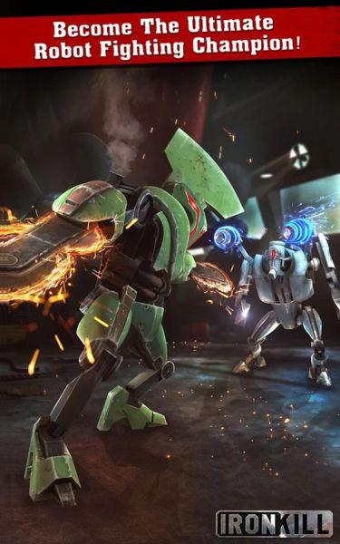 Robot Fighting Games Iron Kill v1.9.166 [Mod Money] Apk Mod  Data http://www.faridgames.tk/2017/02/robot-fighting-games-iron-kill-v19166.html