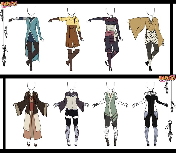 Character Design Theme Generator : Best clothes narutoverse images on pinterest