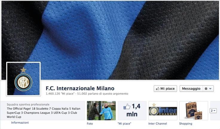 Fc Internazionale | Football team fanpage