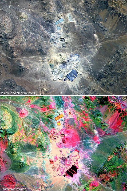 Escondida Mine, Chile