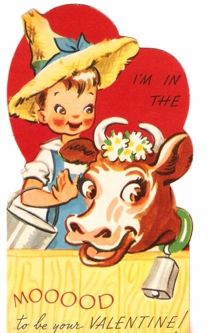 25 best ideas about Vintage valentines – Old Fashioned Valentines Cards