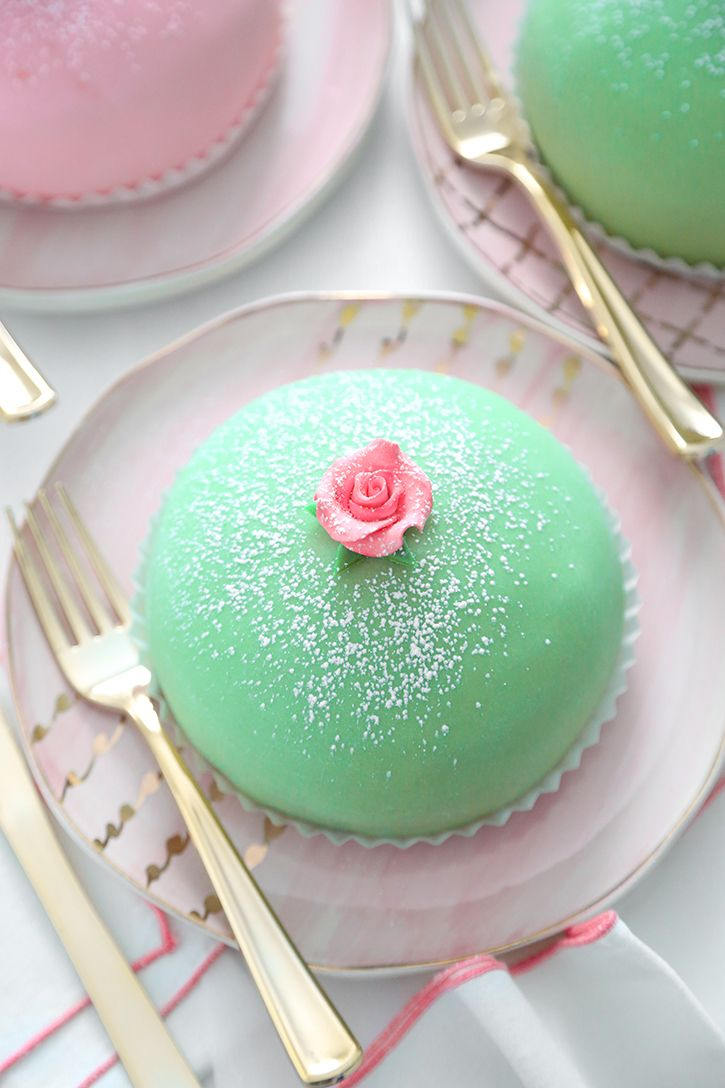 Swedish Princess Cake Prinsesstarta Swedish Princess Cake Princess Cake Torte Cake