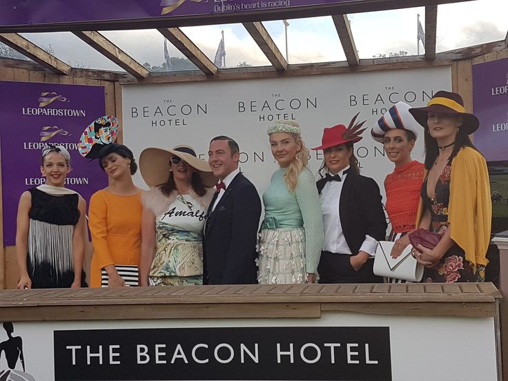 Our #finalists for #dtbd at @leopardstownlrc how fab do they look? #irishstyle