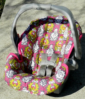 Baby Car Seat Liner Pattern Sewing Patterns For Baby