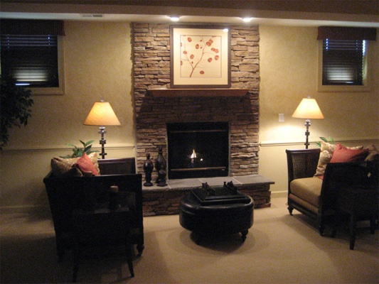 22 best Modern Fireplaces images on Pinterest | Modern fireplaces ...