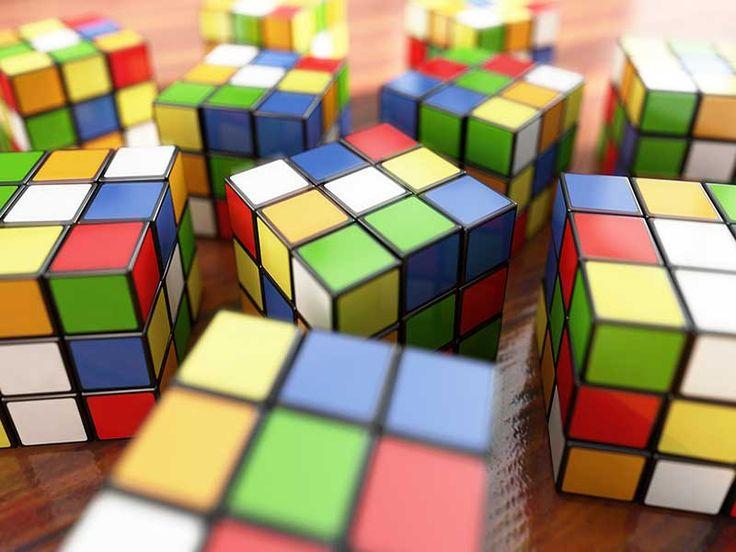 ¿Qué cubo de Rubik eres? (Test de personalidad | Quiz online español | Juegos de preguntas) #rubik #90's #80's #test #quiz