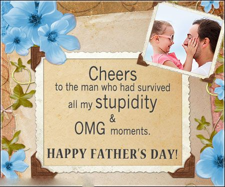 Printable father's day card greetings card periodic